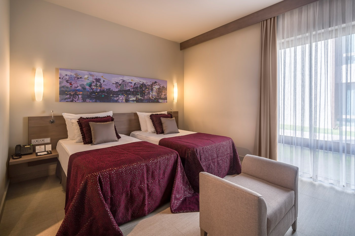 Concorde Luxury Resort 26
