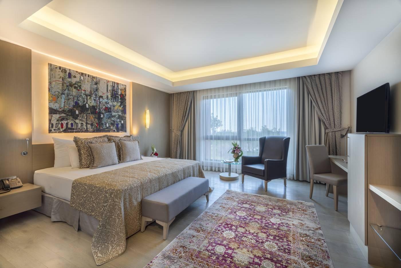 Concorde Luxury Resort 16