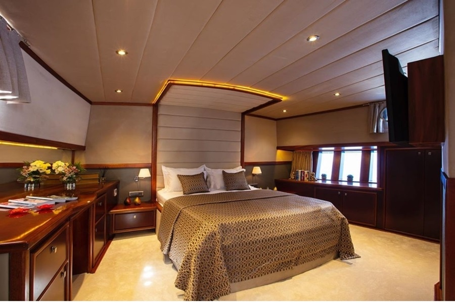 private mini cruises cabin turkey