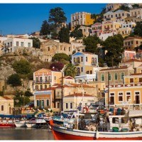 The Old Markets Symi